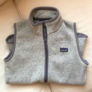 Patagonia Better Sweater Vest (GRAY XS)